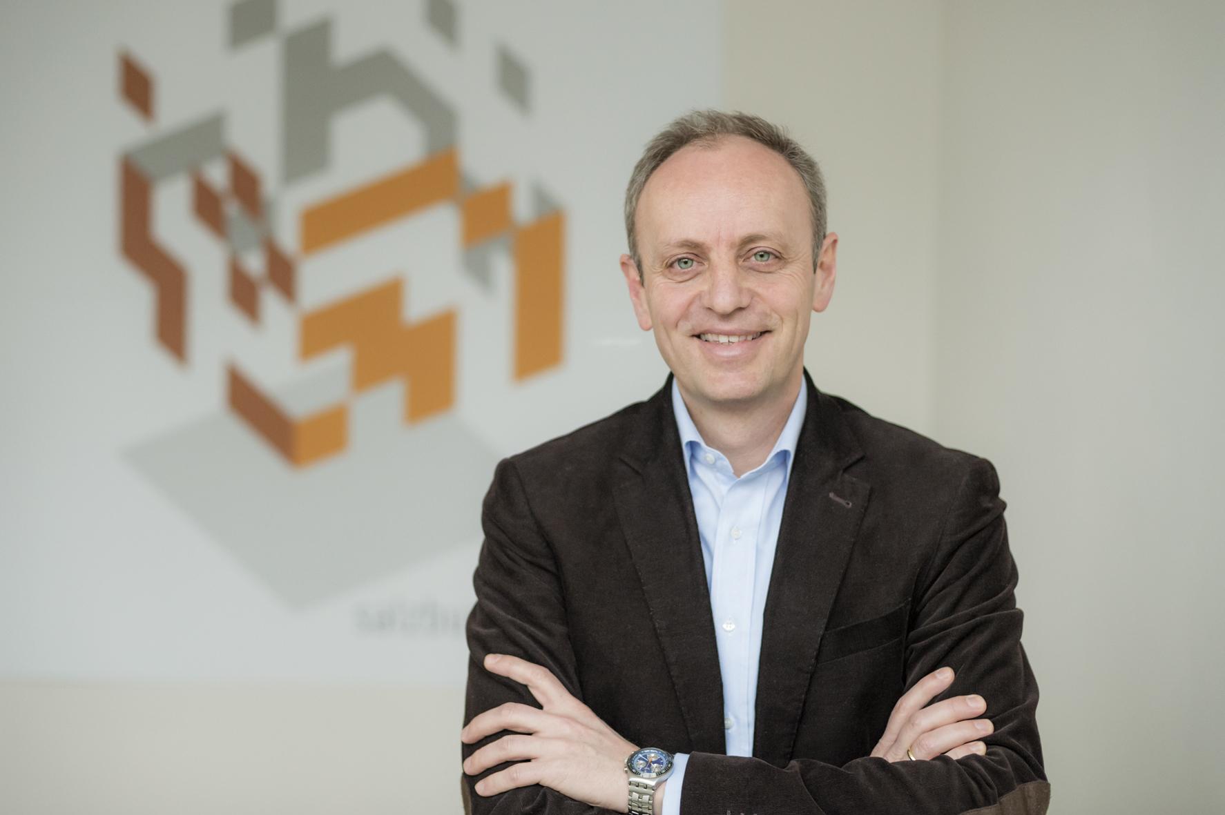 Univ.-Doz. Dr. Siegfried Reich, Geschäftsführer © Salzburg Research/Bryan Reinhart Photography