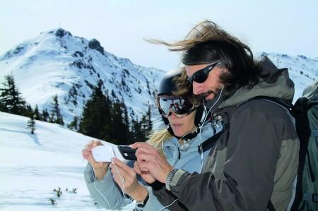 Salzburg Researchs erfolgreiche App gibt Wintersportbegeisterten und Tourengehern Auskunft über rund 150.000 Gipfel weltweit.