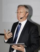 Moderator Gerhard Rettenegger