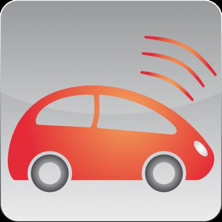 """Icon der App """"Verkehrslage in Salzburg"""""""