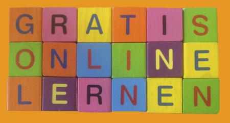 "Logo des Kurses ""Gratis Online Lernen"""