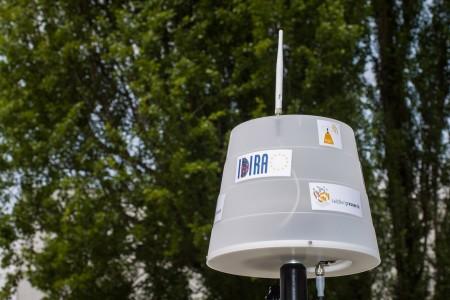 •Der Mobile Broadband Extender bietet in Gebieten mit schlechter Netzabdeckung verlässliche Breitbandverbindung. © Salzburg Research