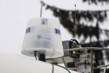 • Der Mobile Broadband Extender im Einsatz bei der Bundesrettungsübung in Allentsteig. © Salzburg Research
