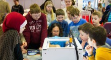 3D-Drucken bei den Maker Days