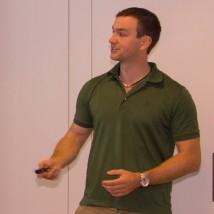 Johannes Innerbichler (Salzburg Research) stellte ein Indikatorenset für die Bewertung von IoT-Plattformen vor