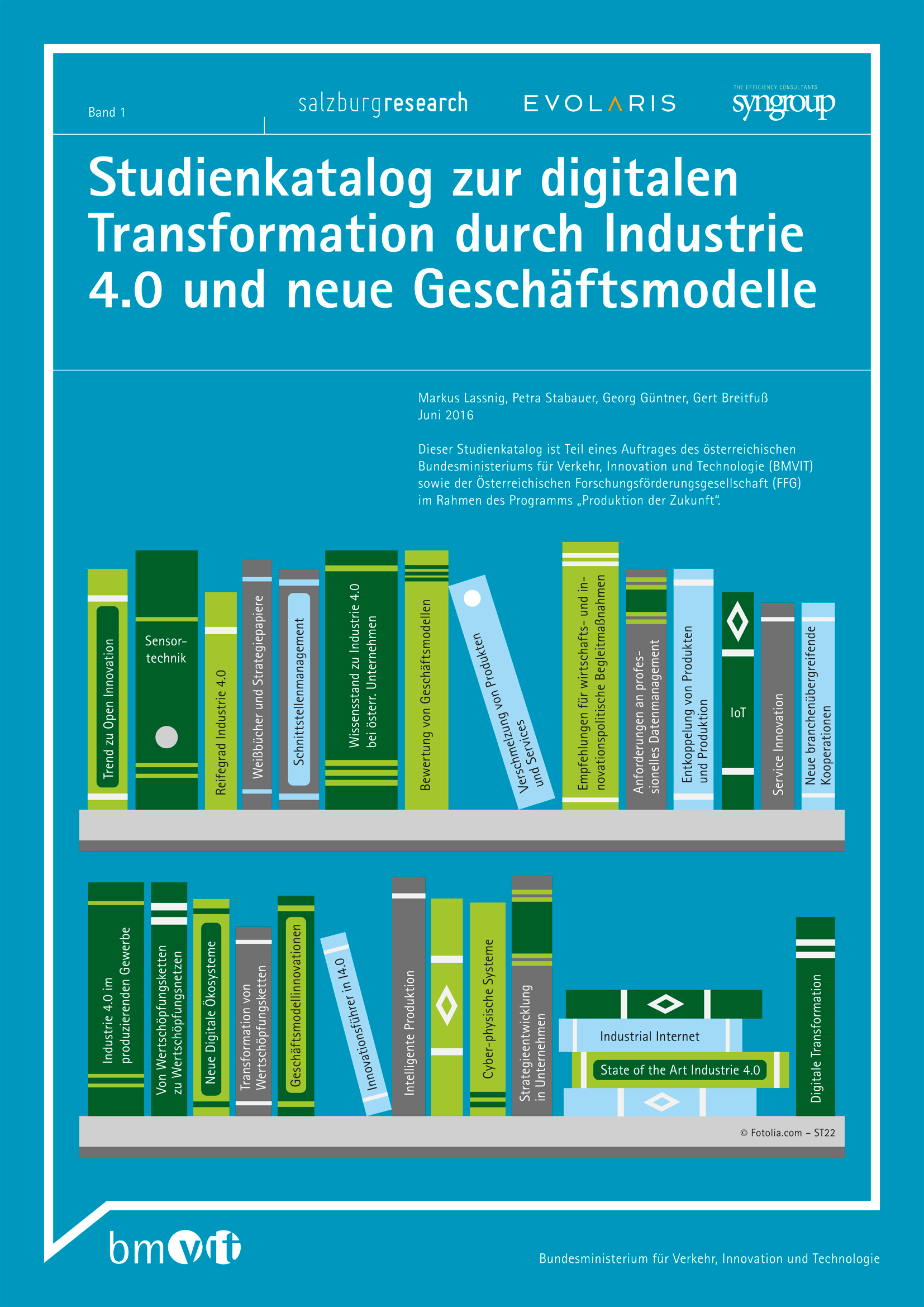 Studienkatalog Industrie 4.0