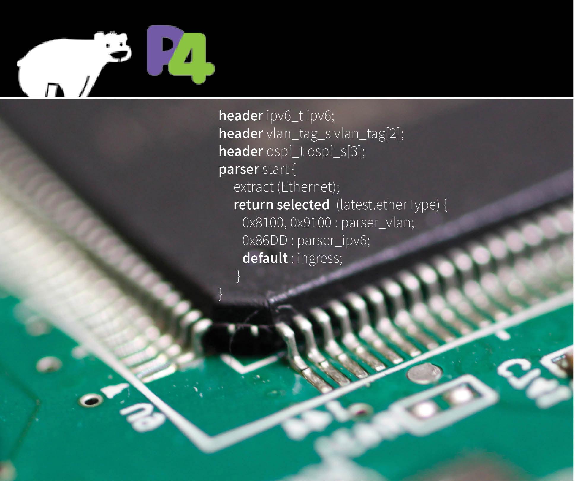 sdn2.0 P4: Software parser