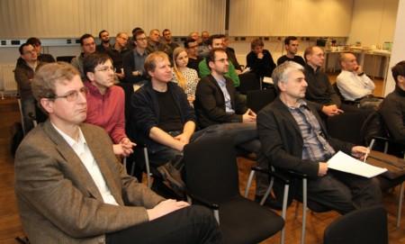 IoT-Talks Salzburg: Publikum