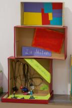 Unser Verkaufs-Schachterl beim GründerInnenService