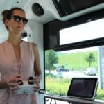 Digibus Austria: Selbstfahrender Minibus in Koppl