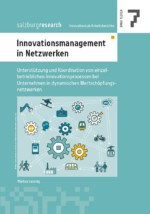 Innovationsmanagement in Netzwerken Innovation Lab Band 7 Cover