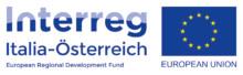 Interreg Italia - Österreich Logo