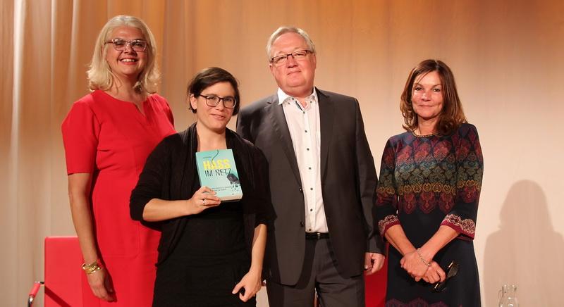 Anja Hagenauer, Ingrid Brodnig, Gerhard Rettenegger, Ingrid Rieser