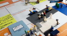 Innovationschallenge: Workshop mit Lego Serious Play