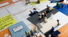 Innovationschallenge: Workshop mit Lego Serious Play