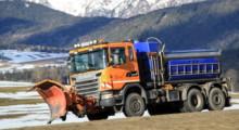 Winterdienst entlarvt Funklöcher in Salzburg