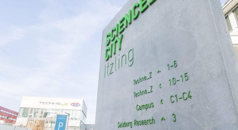 Pylon Science City Itzling