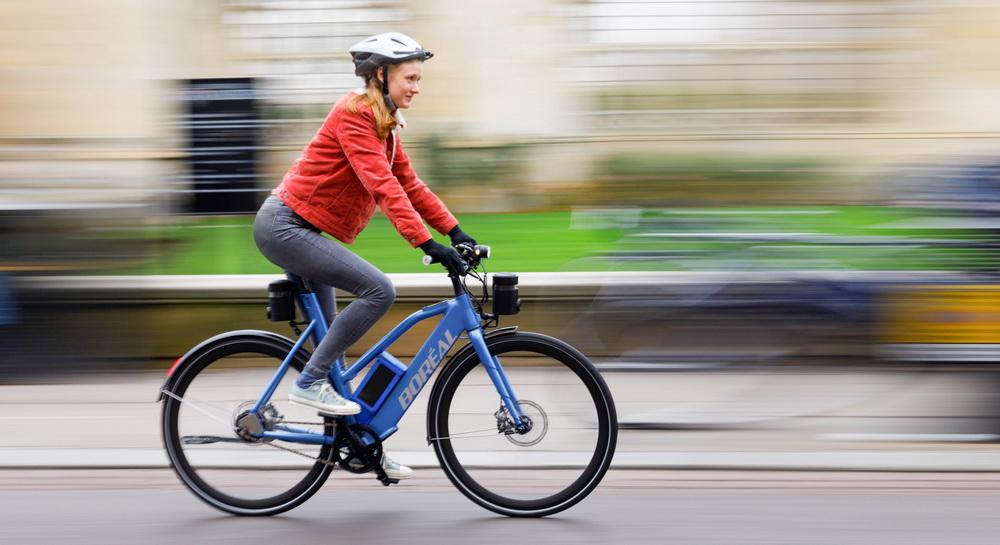 Holoscene Bike von Boréal Bikes © Stuart Berman