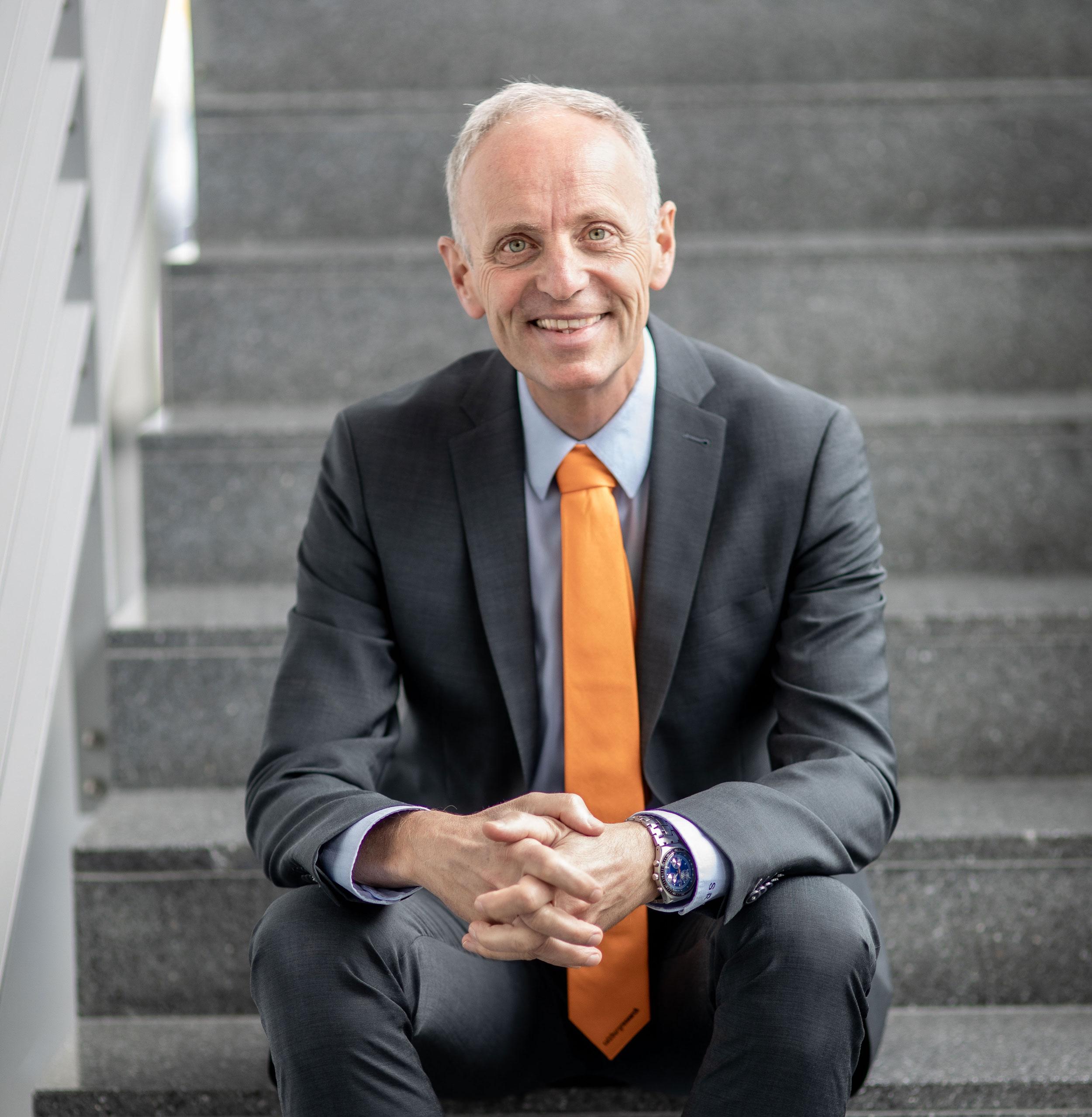 Univ.-Doz. Dr. Siegfried Reich (Geschäftsführer Salzburg Research Forschungsgesellschaft mbH) (c)wildbild