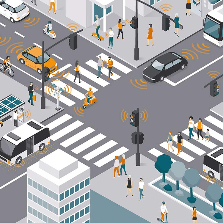 Smart Region & Mobility