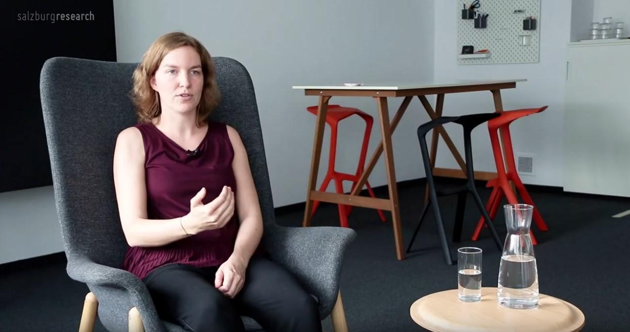 Einblicke in die Forschungsarbeit: Verena Venek