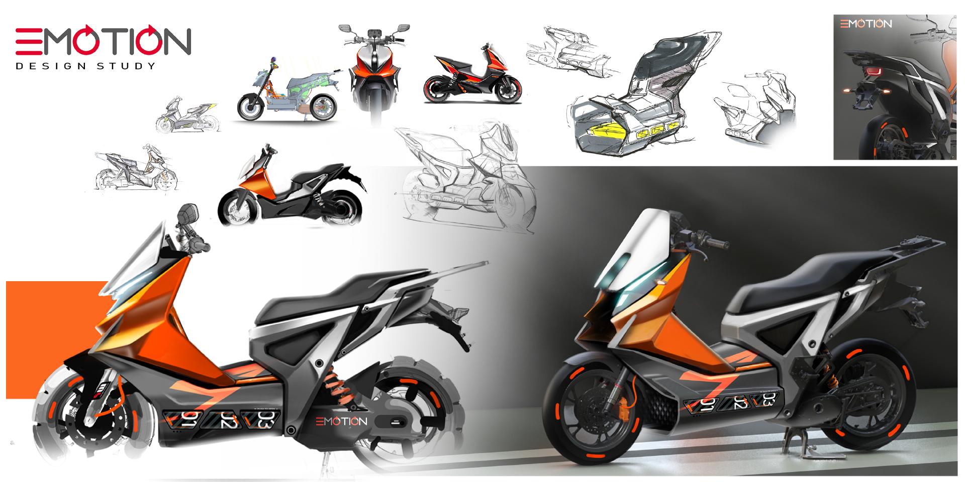 Emotion: E-Zweiräder